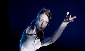 EDge dancer Josephine Haas performing Strange Blooms by Shobana Jeyasingh_Imageby_CamillaGreenwell_750_9515