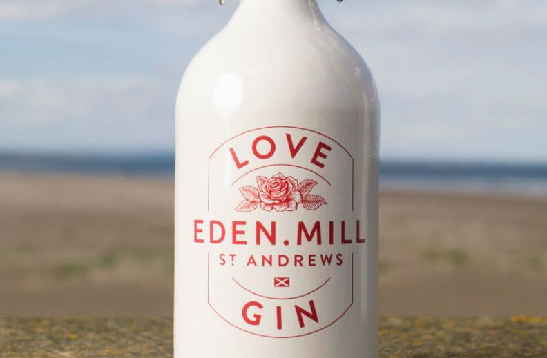 Eden Mill is in the running for Scottish distillery of the year
