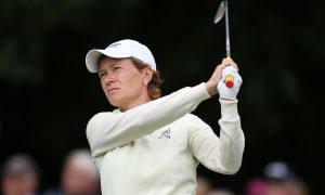 "Catriona Matthew would ""love"" to be one the first female members at Muirfield."