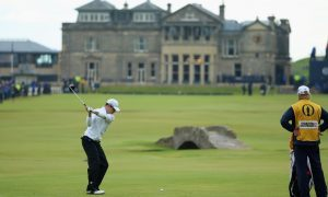 Old Course's closing hole in St Andrews named Scotland's best