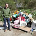 Spring heralds fly-tipping spike on Angus farmland fringes of Dundee