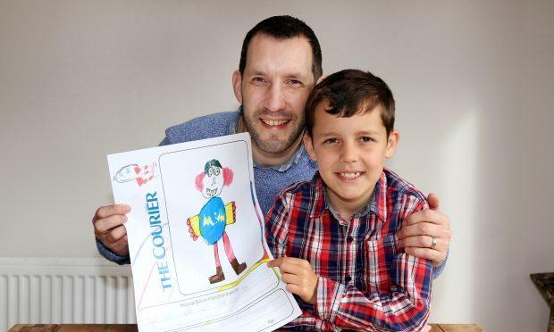 Gjen draw your dad5
