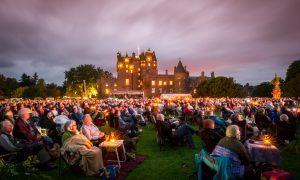 The 2012 Prom at Glamis with the RSNO