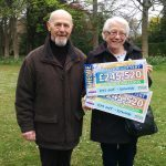 A lucky Lang Toun: Joy in Kirkcaldy as hundreds share £3 million Postcode Lottery prize