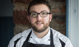 John McNulty, head chef at The Taynuilt Etive Restaurant.
