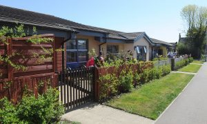 Kinloch Court Sheltered Housing.