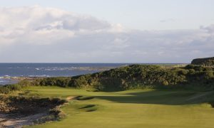 Kingsbarns Links will host the RICOH Women's British Open in August.