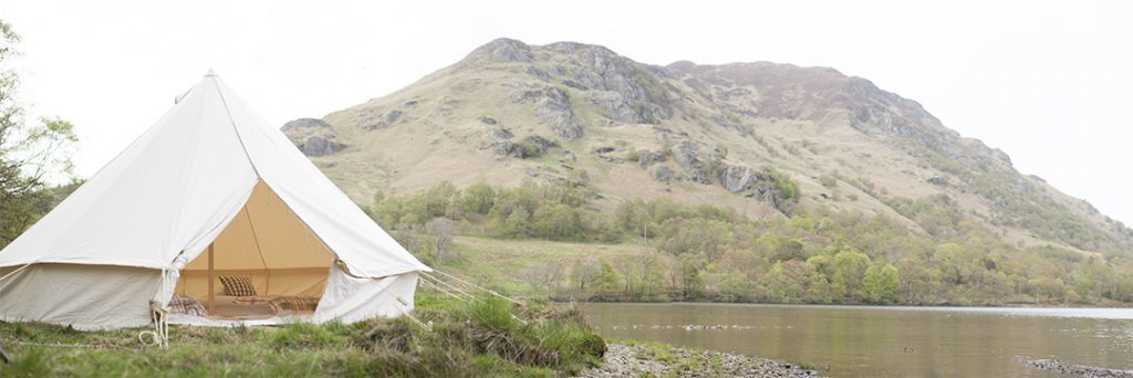 A wide range of accommodation will be on offer to those who venture into Highland Perthshire this May.