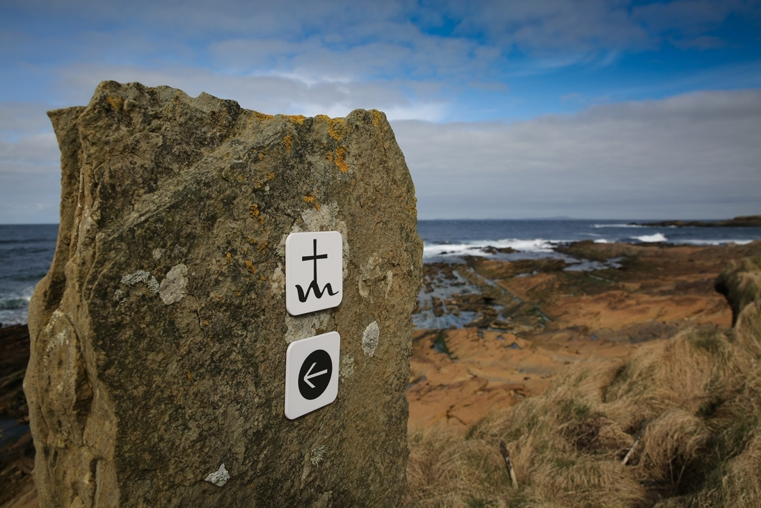 The Church of Scotland is hoping to raise the profile of the ancient practice of pilgrimage, like is being done in Orkney.