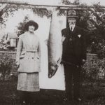 Cast of record-breaking Ballantine salmon to go under the hammer