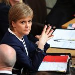 FMQs: Sturgeon's promise to Diageo workers as she points to Brexit for jobs threat