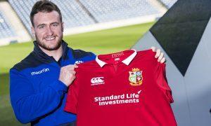 No-one doubts that Stuart Hogg was the only realistic Scots chance for