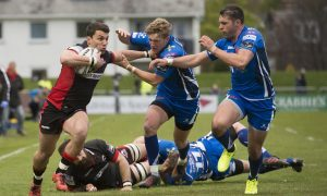 Edinburgh 24 Dragons 20: Edinburgh overhaul 17-point deficit in last 10 minutes to finally end miserable run