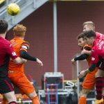 Dundee United 2 Dumbarton 2: Tangerines held at home by Sons