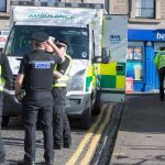 Cyclist injured in early morning collision on Arbroath Road