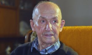 War refugee's remarkable life inspires Christian Aid Week film