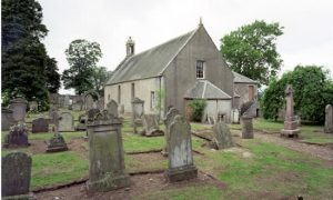 Tibbermore Parish Church.