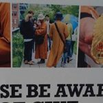 Locals claim fake monk scam is operating in Angus
