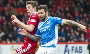 Aberdeen 0 St Johnstone 2: Sub Craig Thomson makes massive impact as Saints boost Euro chances