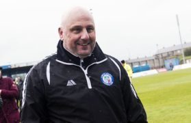 Cowdenbeath can progress if mistakes are cut out, insists manager Gary Bollan