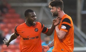 "Ray McKinnon: Wato Kuate has ""absolutely"" played his last game for Dundee United"