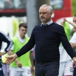 "Dundee United manager Ray McKinnon determined to ""go again"" with improved squad"