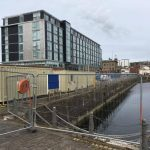 Work officially under way on Dundee water sports centre