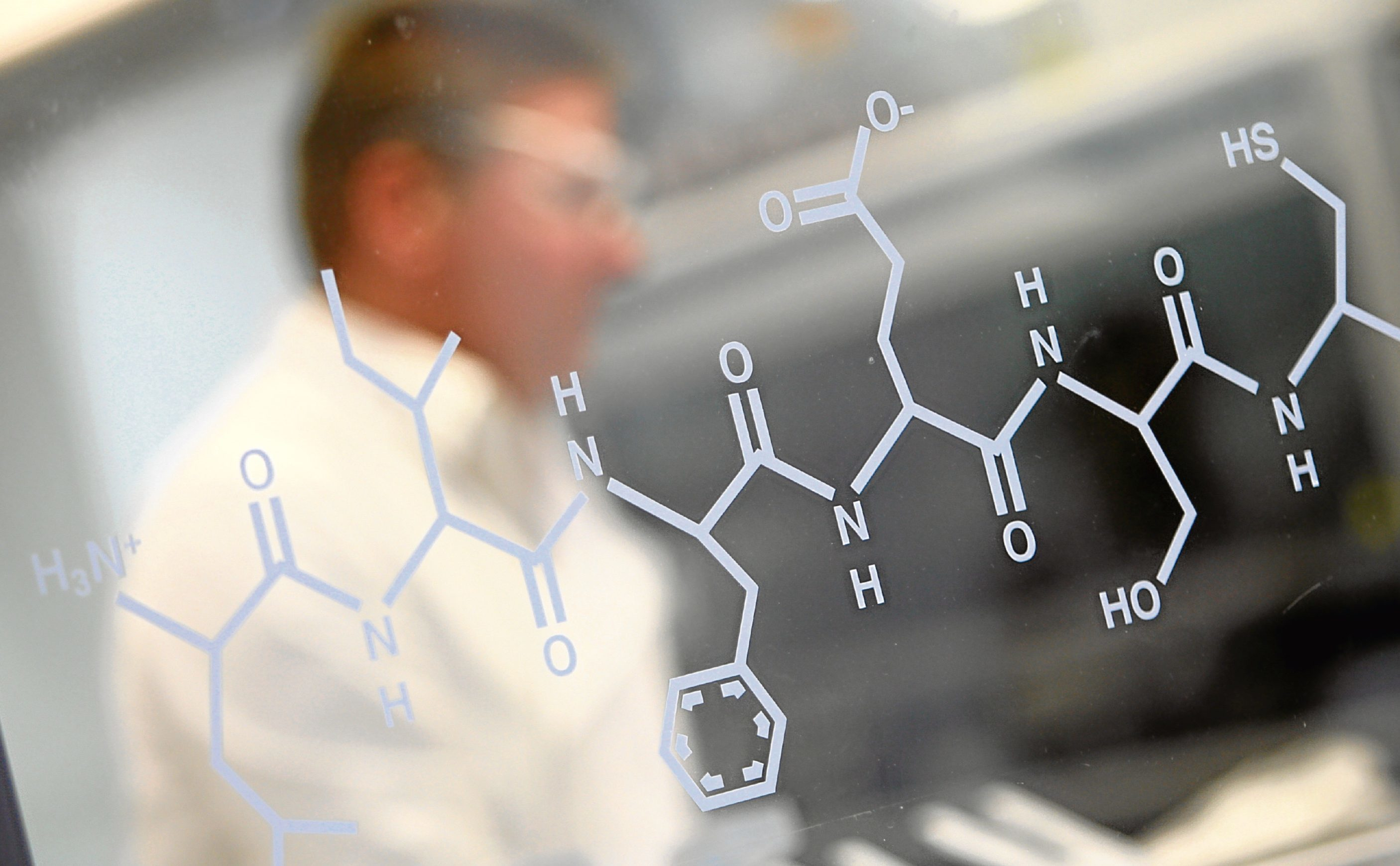 Eurofins' Dundee office specialises in drug discovery.