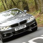 Low-slung BMW 4 Series revamped