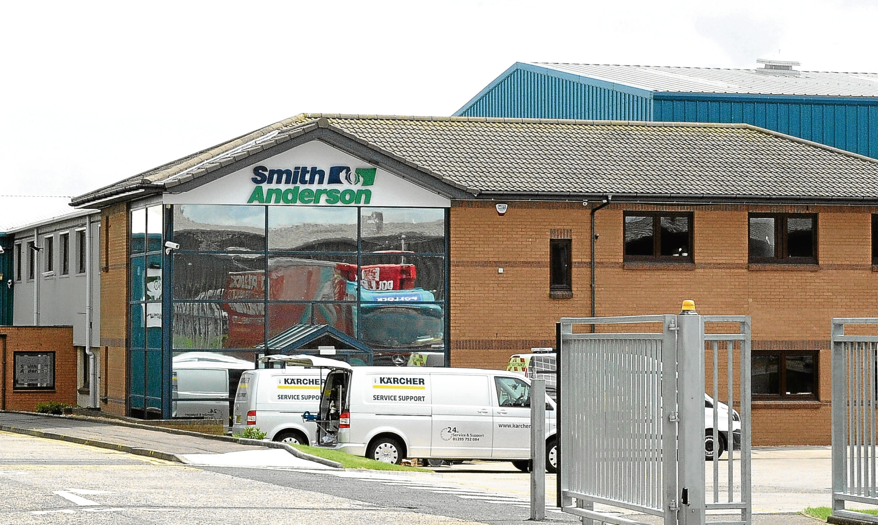 Kirkcaldy based Smith Anderson produces more than two billion paper bags a year