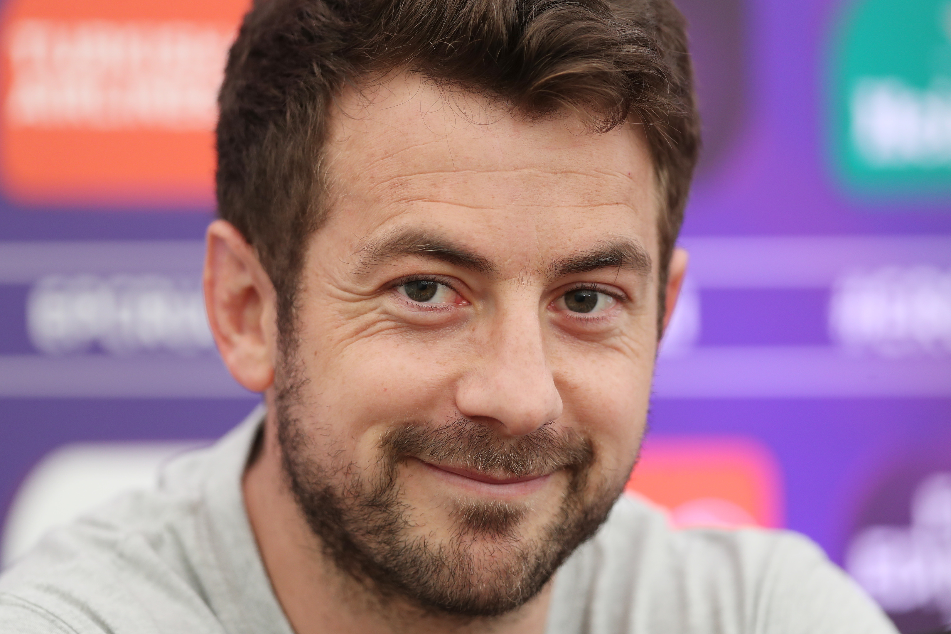 Greig Laidlaw is relaxed ahead of the Lions Tour and the European Challenge Cup Final at Murrayfield.