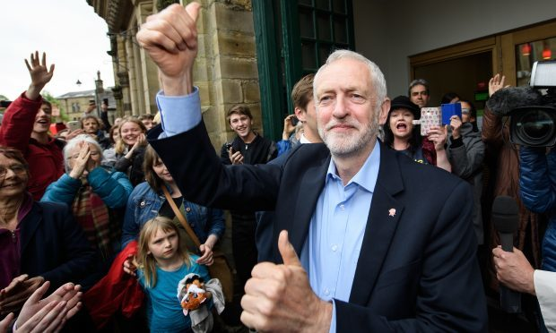 'Help us stop Scottish nationalists', UK PM May's Conservatives ask Labour voters