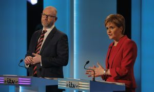ITV leaders' debate: First Minister hints public sector pay freeze may come to an end