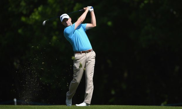 Golfer Simon Dyson ready for the BMW PGA Championship at Wentworth