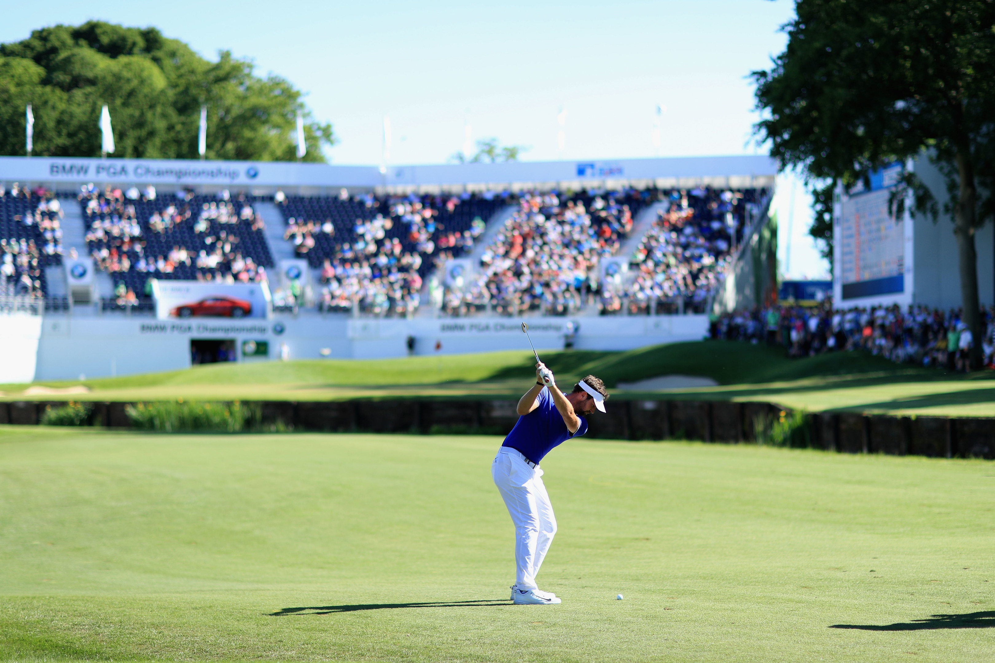 The European Tour will have a new slow play monitoring system at the BMW PGA Championship next month.