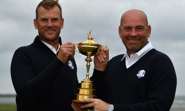 Ryder Cup: Robert Karlsson named Europe vice-captain