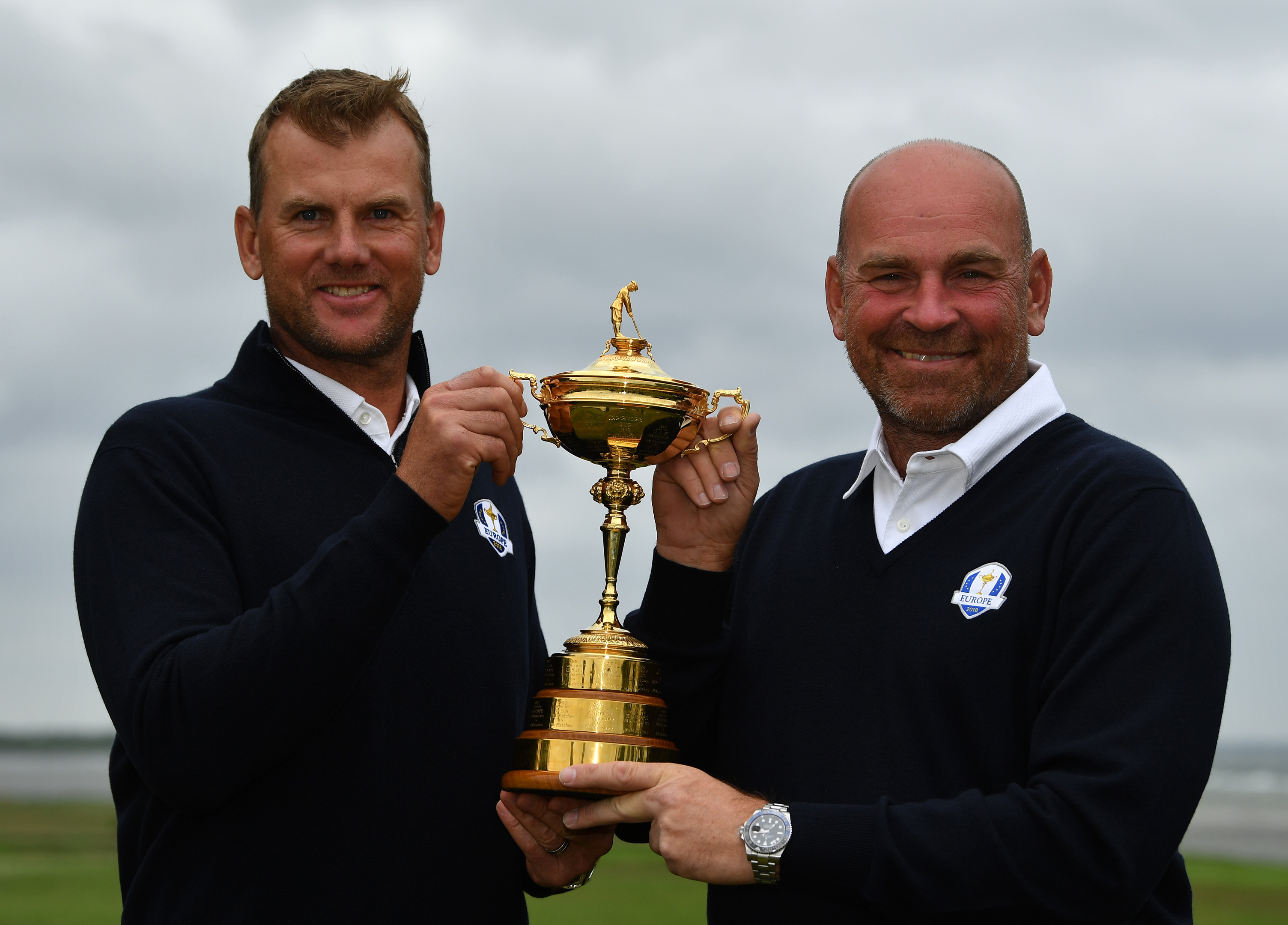Robert Karlsson is the first of European Ryder Cup captain Thomas Bjorn's assistants for the matches against the USA in Paris next year.