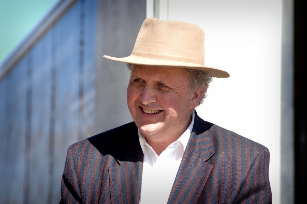 Alexander McCall Smith is coming to Aberfeldy on June 7.