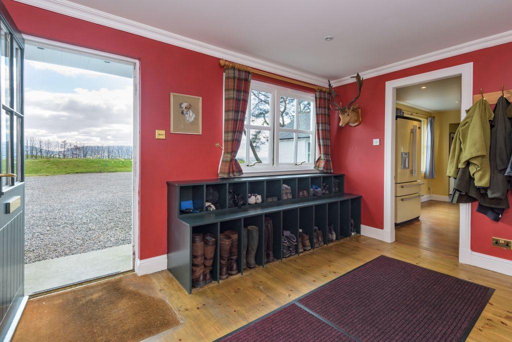 Birniehill Farmhouse, Glenfarg, for House and Home (19)