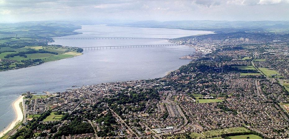 Dr Saleyha Ashan loved the views of the Tay while studying in Dundee