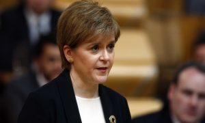 Sturgeon's 'anger and disbelief' over US leaks of Manchester terror evidence