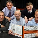 Dundee United legends launch new book marking 1987 UEFA Cup campaign