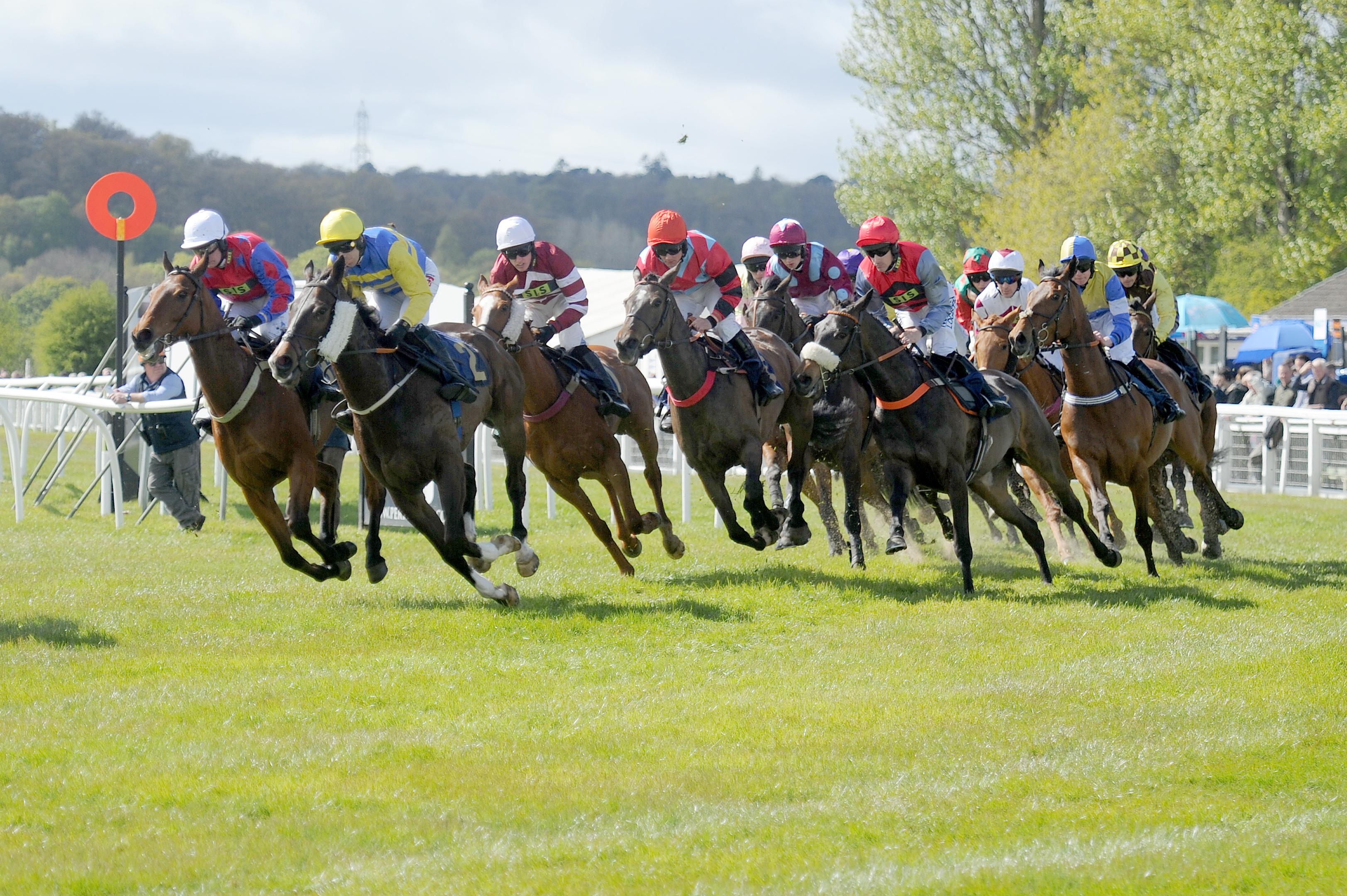 Perth Racecourse.