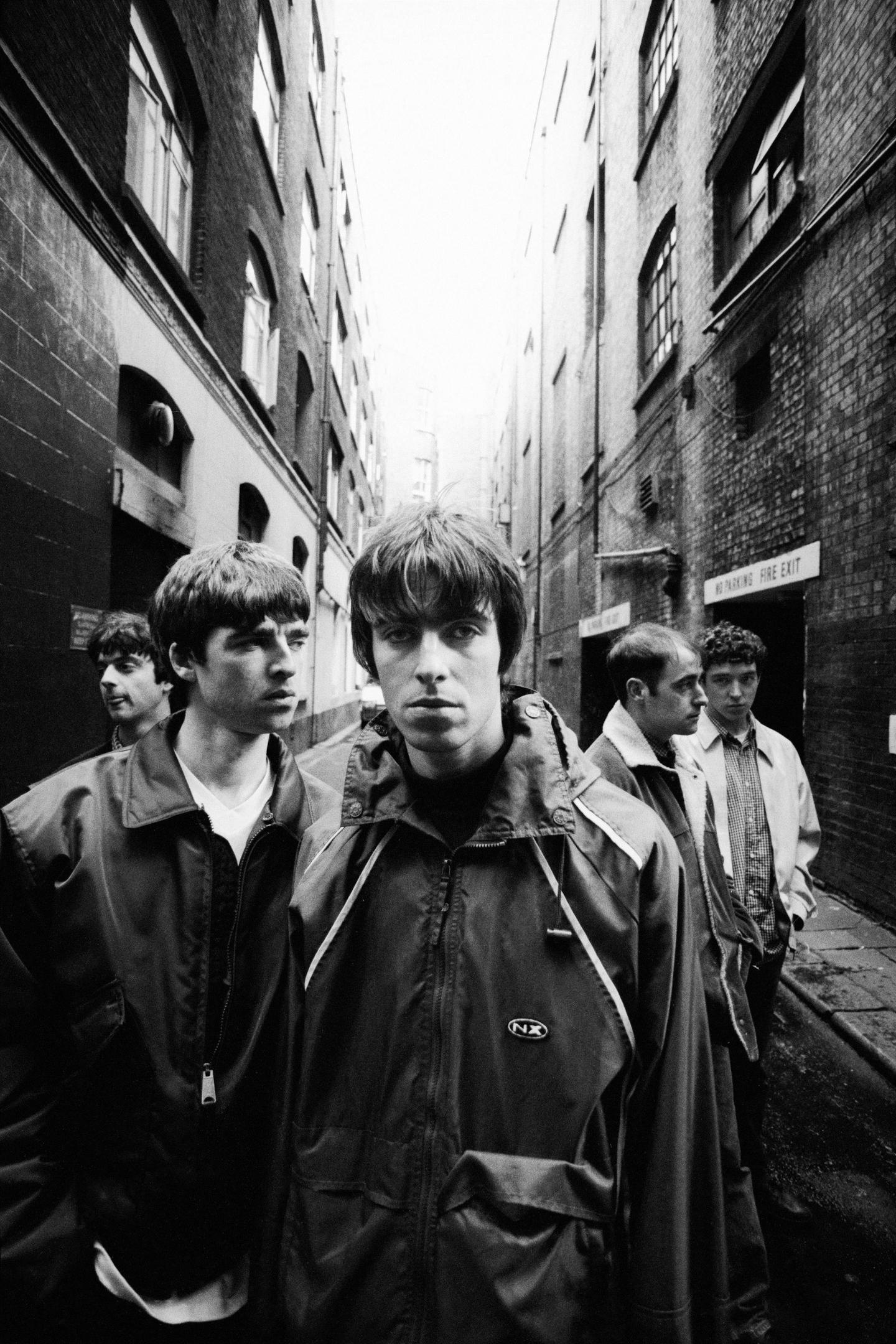 Oasis on Flitcroft Street, London.