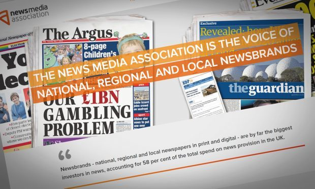 Advertising supports trusted news