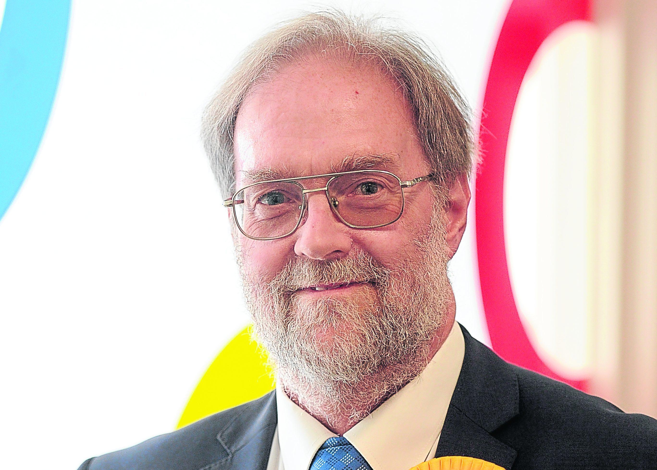 Councillor Richard Moore.
