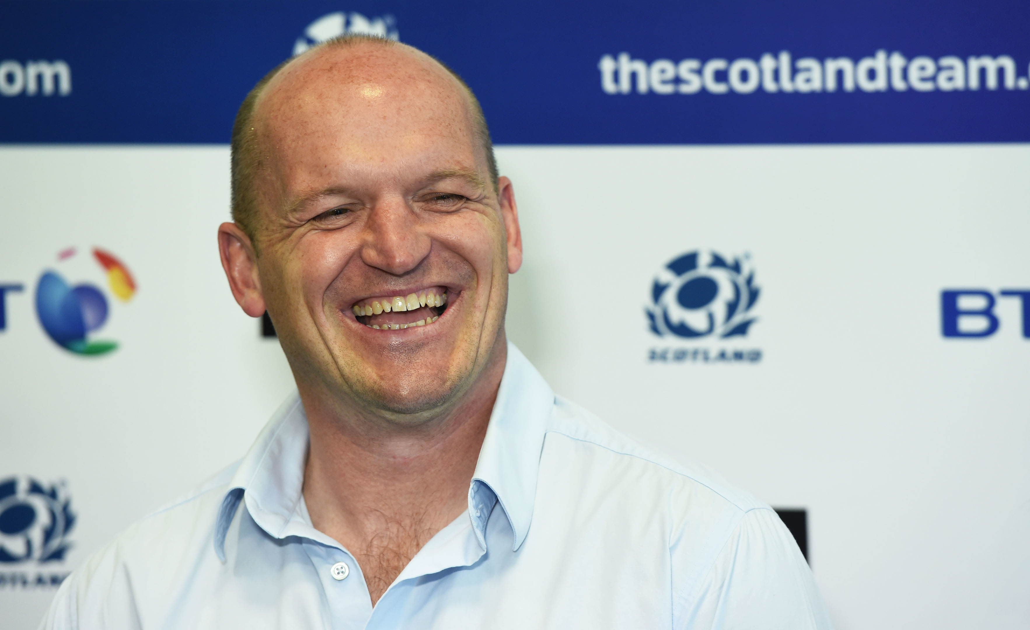 """Gregor Townsend will send Scots to the Lions from his summer tour squad """"with our blessing"""" should they be required."""