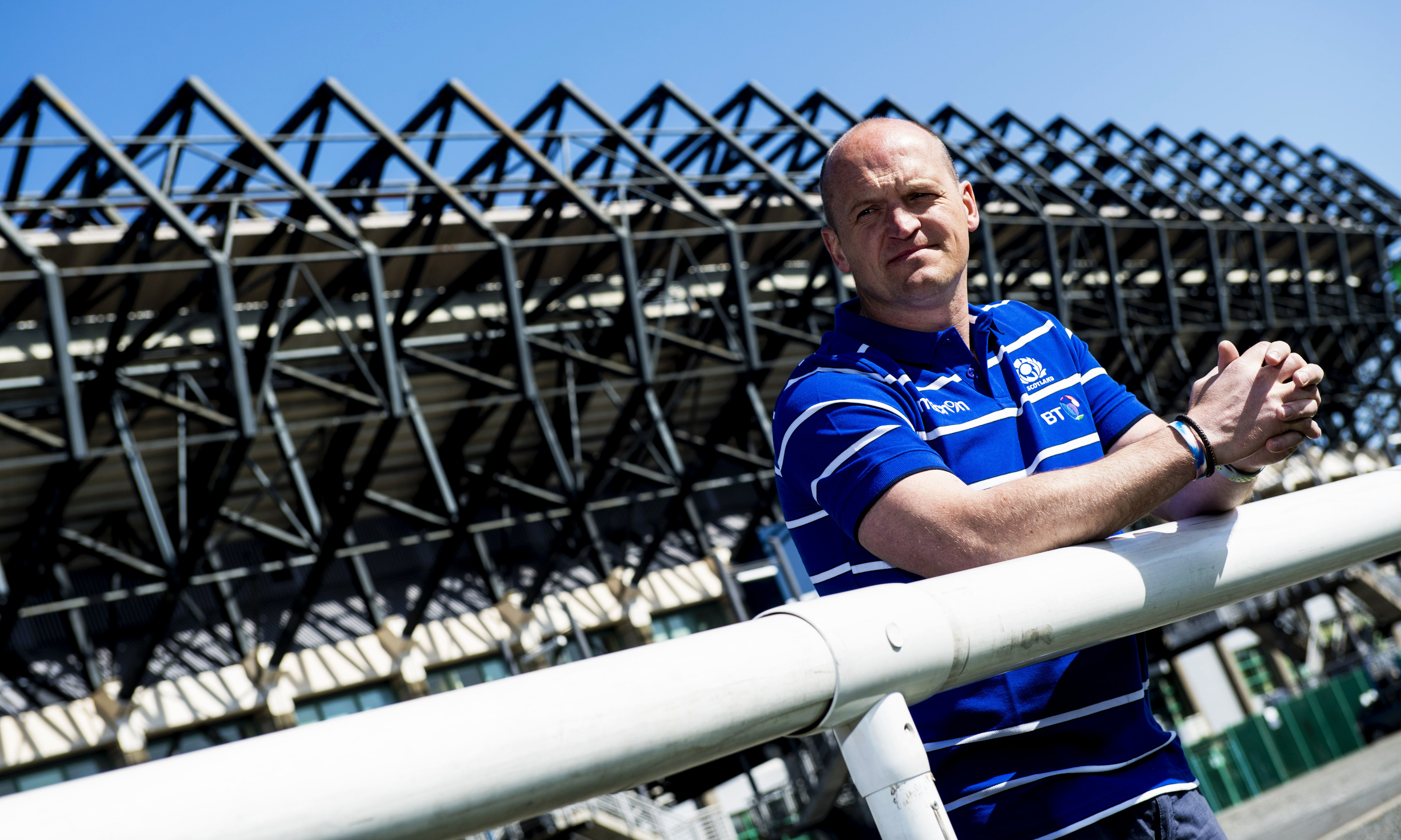 Gregor Townsend would be happy with the Wallabies as first round opponents in the Rugby World Cup in Japan in 2019.