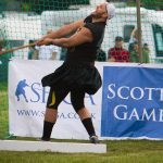 Records broken at Blackford Highland Games