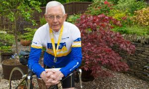 80-year-old completes Etape Caledonia cycling challenge — and pleads for chance to do it again in 2018